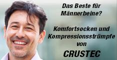 Bannerkunde Crustec Mann